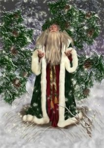father christmas england