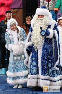 дед мороз и снегурочка -koning_winter-father_frost-ded_moroz