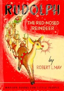 Rudolph , the red-nosed reindeer
