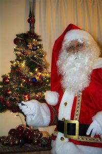 Kerstman Gent